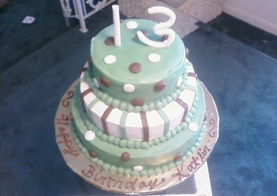 green-dots-stripes-birthday